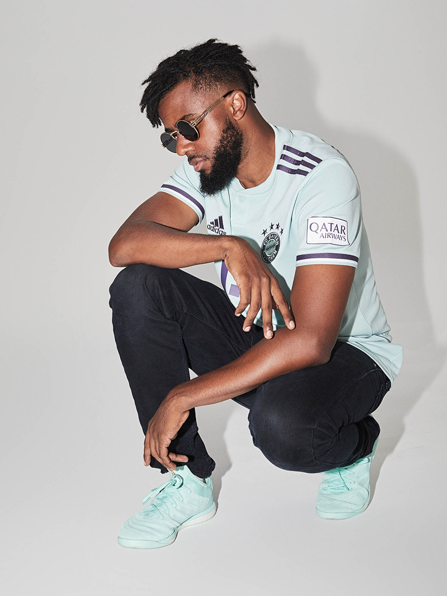 Adidas Collaborate With Music Platform Colors Feat J I D