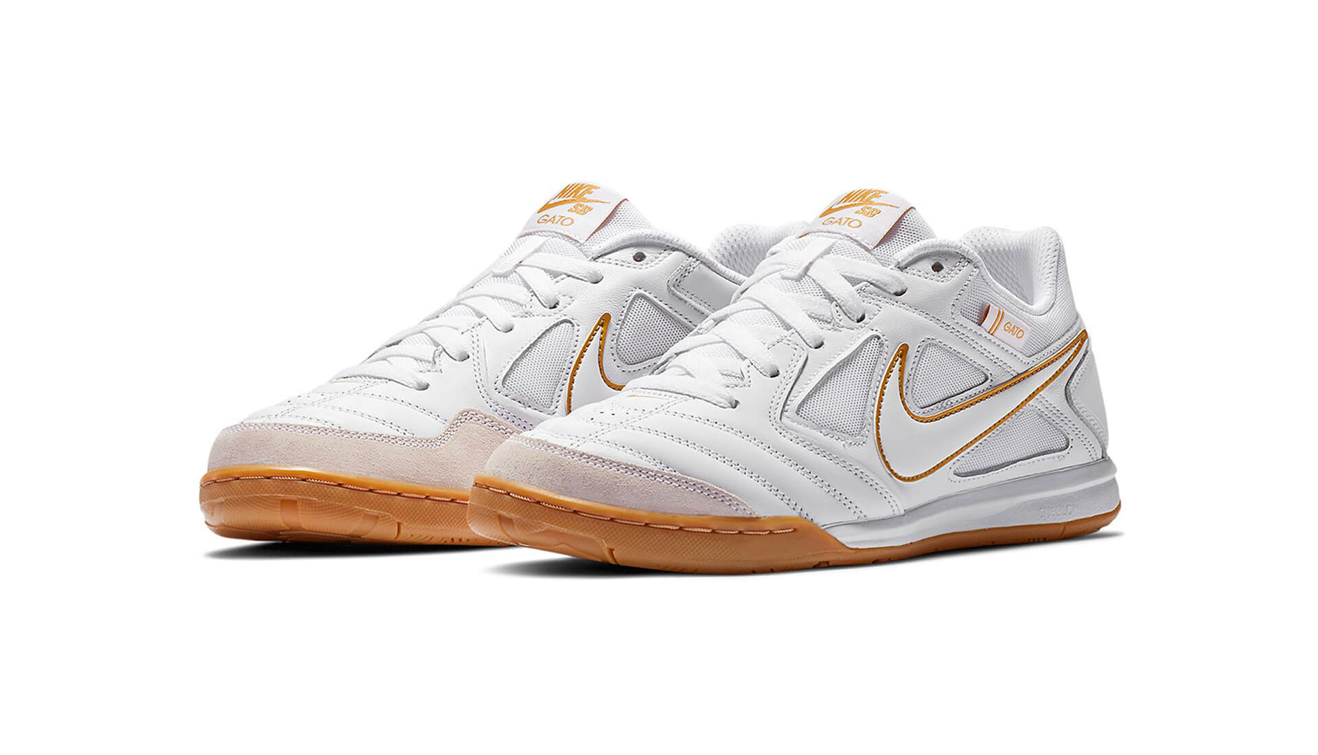 fecb5d8d243 Nike SB Drop Two New Lunar Gato Colourways - SoccerBible