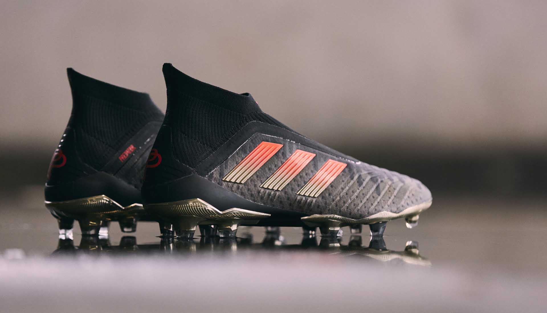 eb8842acd29c adidas Launch Paul Pogba Season 4 Predator 18+ - SoccerBible