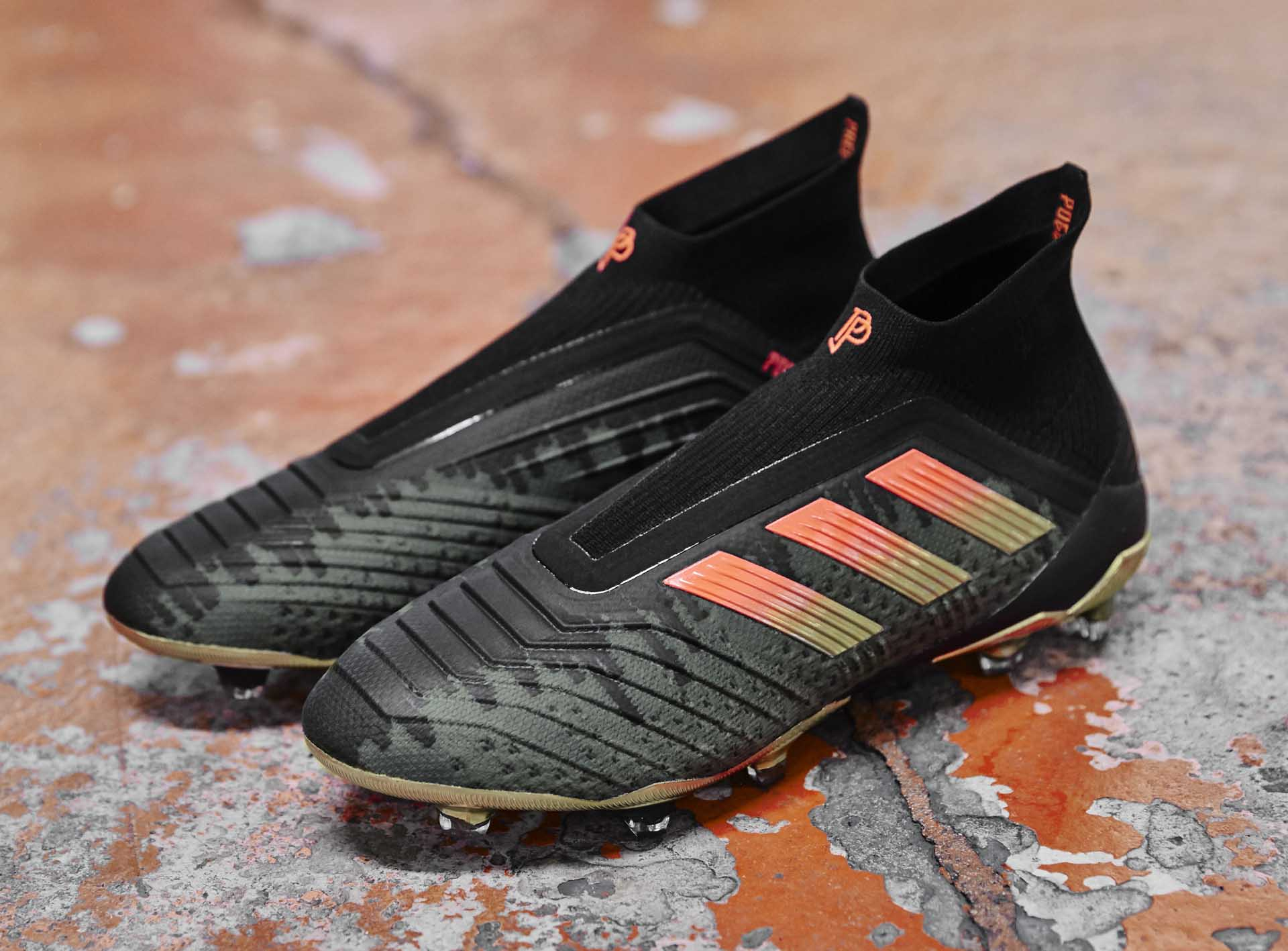 d93f68d40 adidas Launch Paul Pogba Season 4 Predator 18+ - SoccerBible