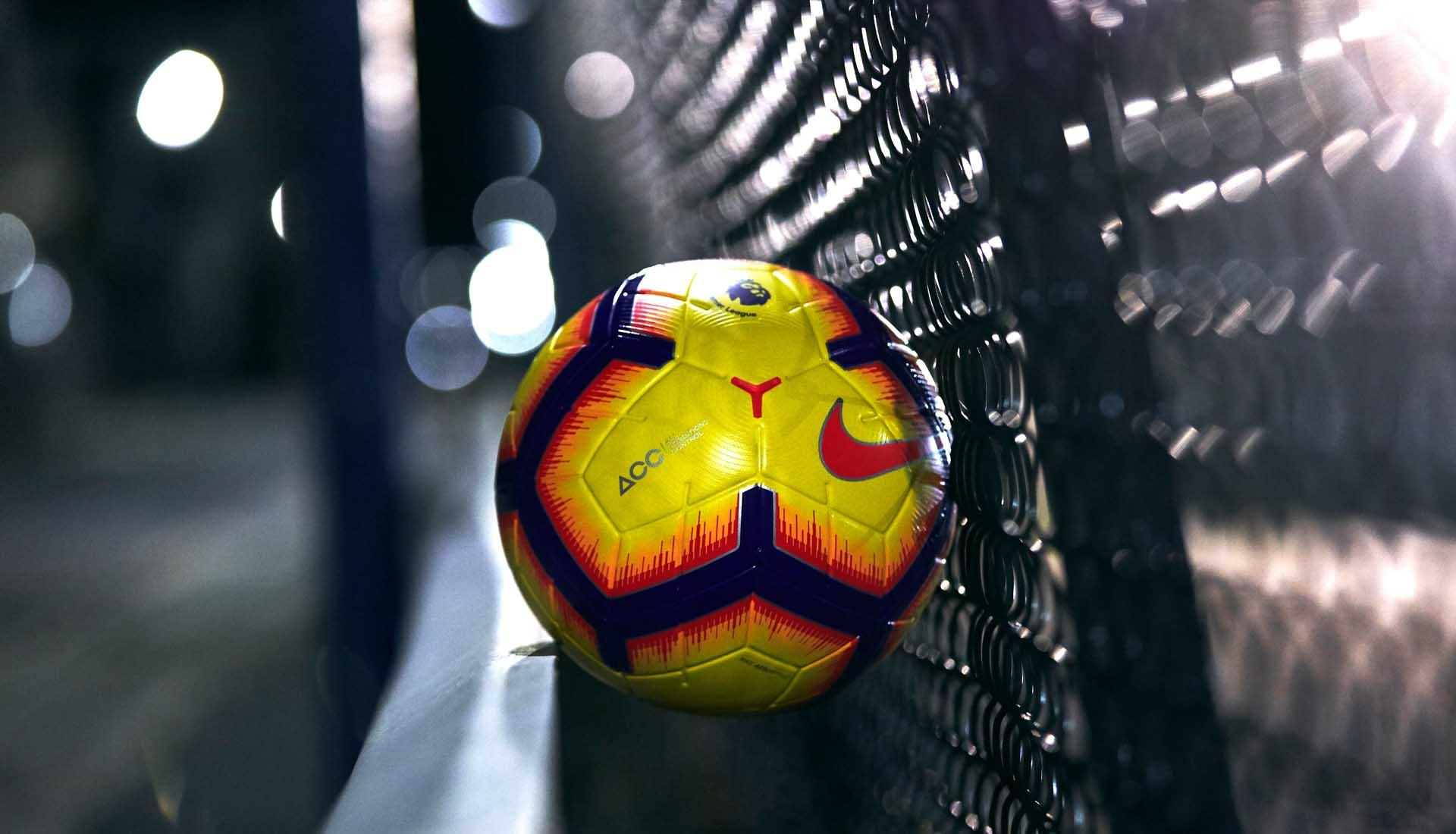 Reducción de precios Confusión Preludio  Nike Launch 18/19 Premier League Hi-Vis Ball - SoccerBible