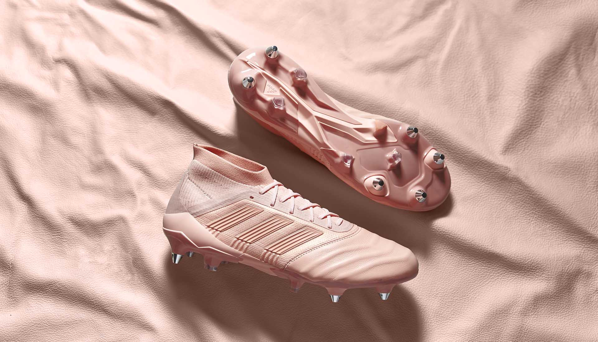 b948dc9fa adidas Launch the Predator 18.1 Leather Collection - SoccerBible.