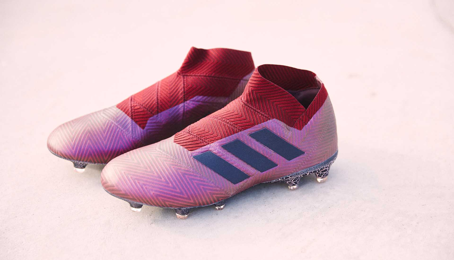 54cc5dbe9 adidas Launch The Nemeziz 18+