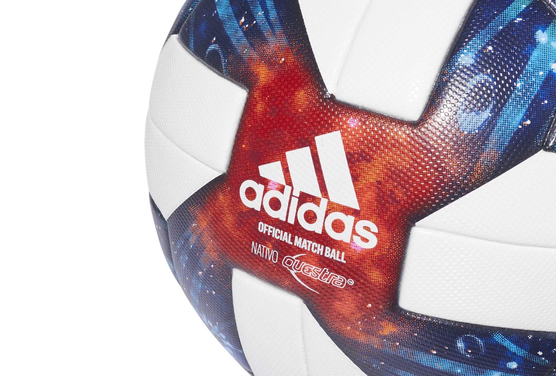 adidas Drop 2019 MLS Official Match Ball SoccerBible