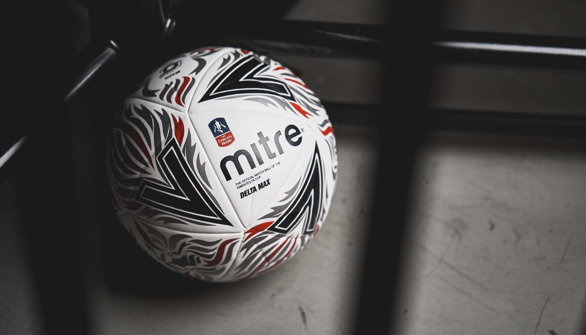 fff8bd6cee Mitre Launch 18/19 FA Cup Ball - SoccerBible.