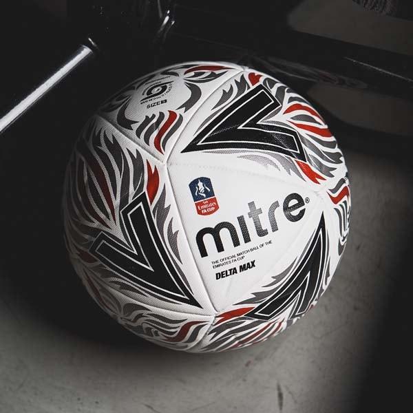 2f83bc9cf0 Mitre Launch 18/19 FA Cup Ball