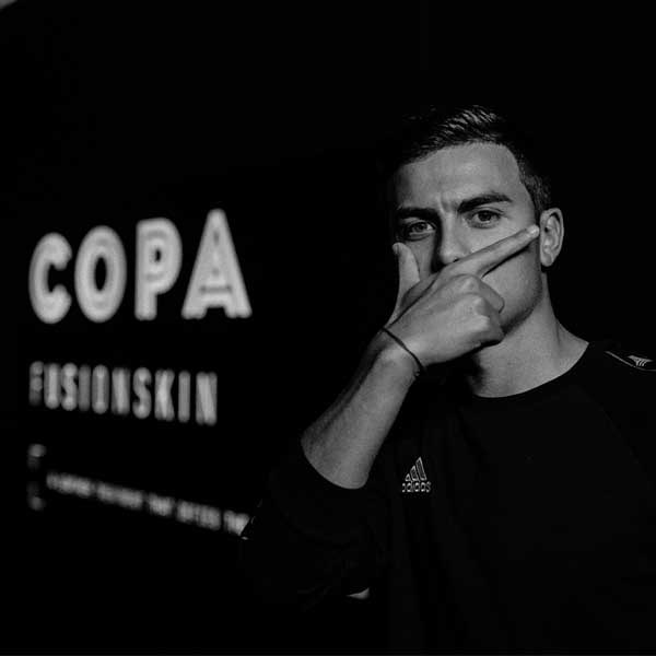 Dybala Wears Black-Out adidas Boots In Champions League - SoccerBible 2286eaafd45