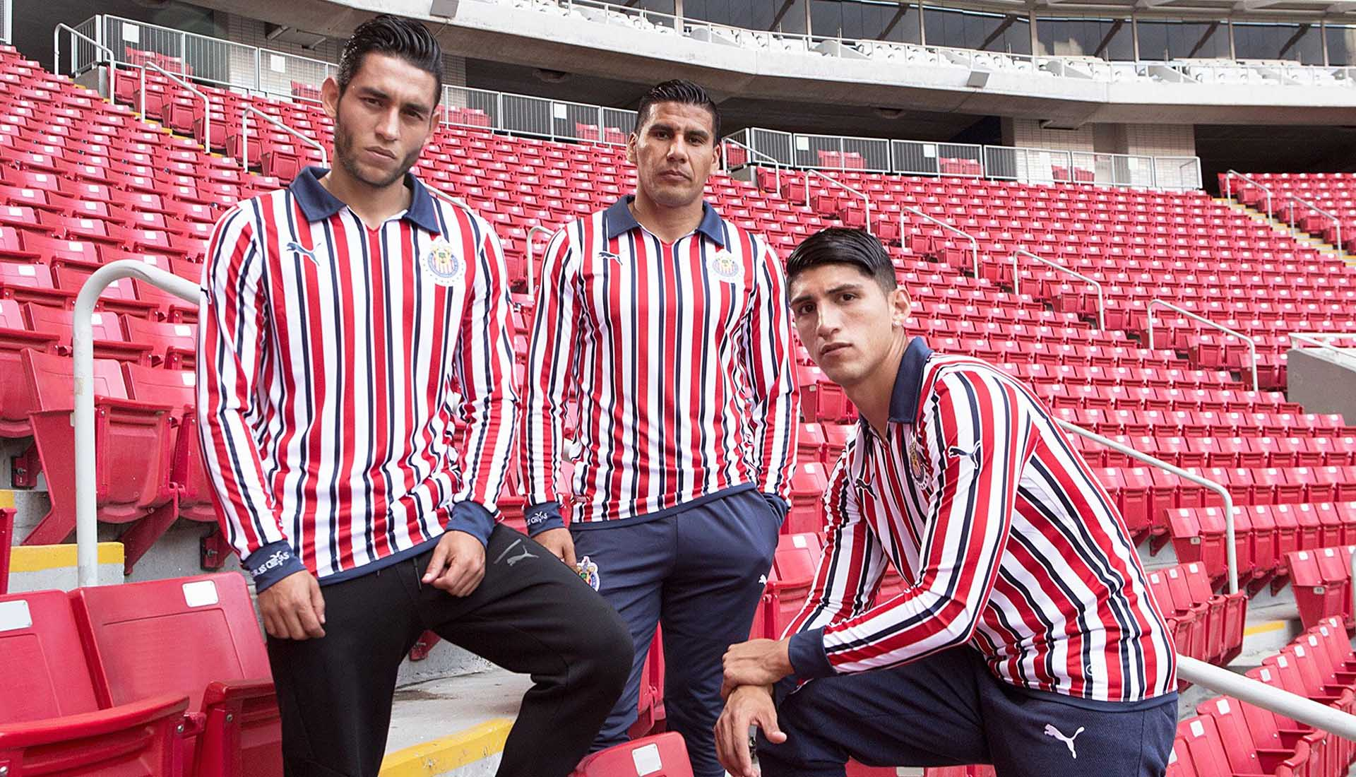 PUMA Reveal Special Edition Chivas Jersey For Club World Cup ... 557990458