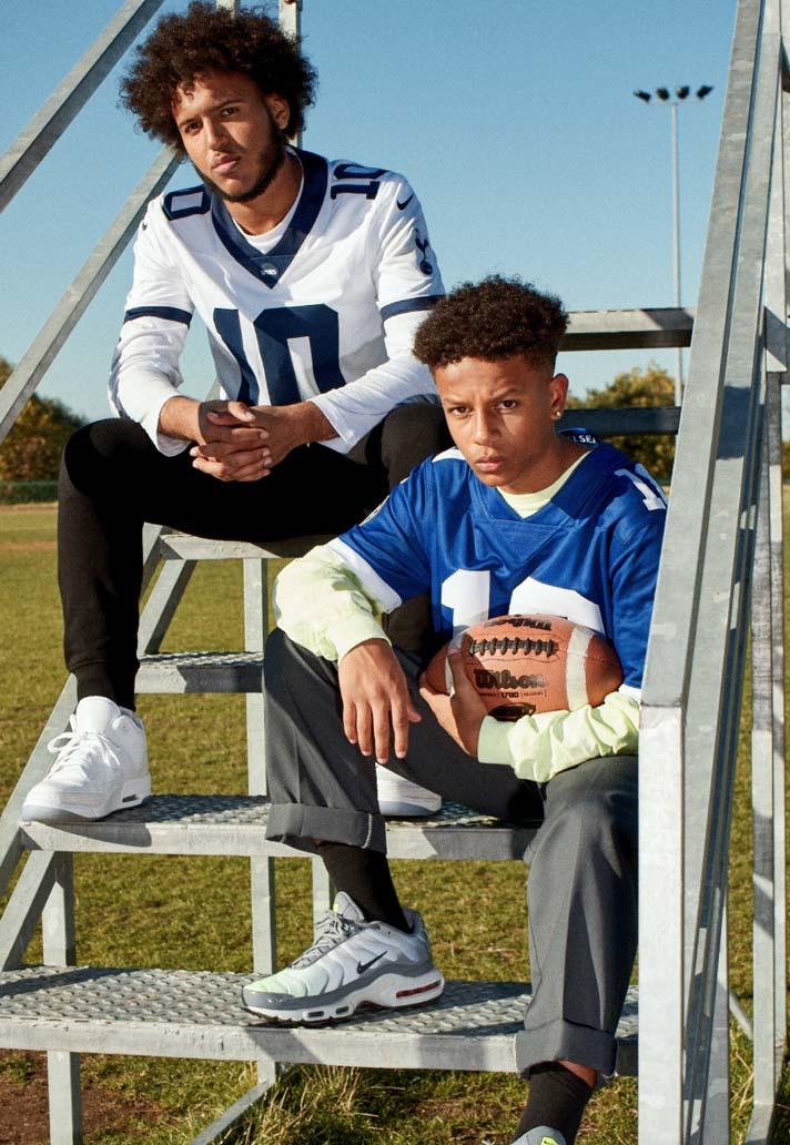 b867036d27b Nike Launch NFL Jerseys For Chelsea   Spurs - SoccerBible