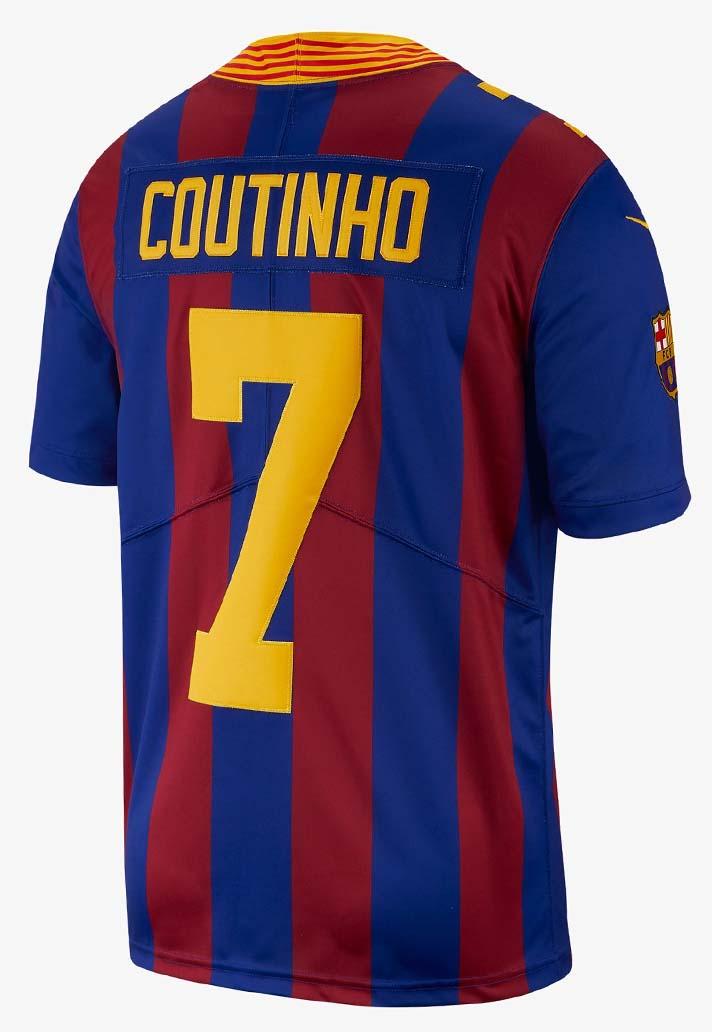 91373ea087e Nike Launch NFL Jerseys For PSG   Barcelona - SoccerBible