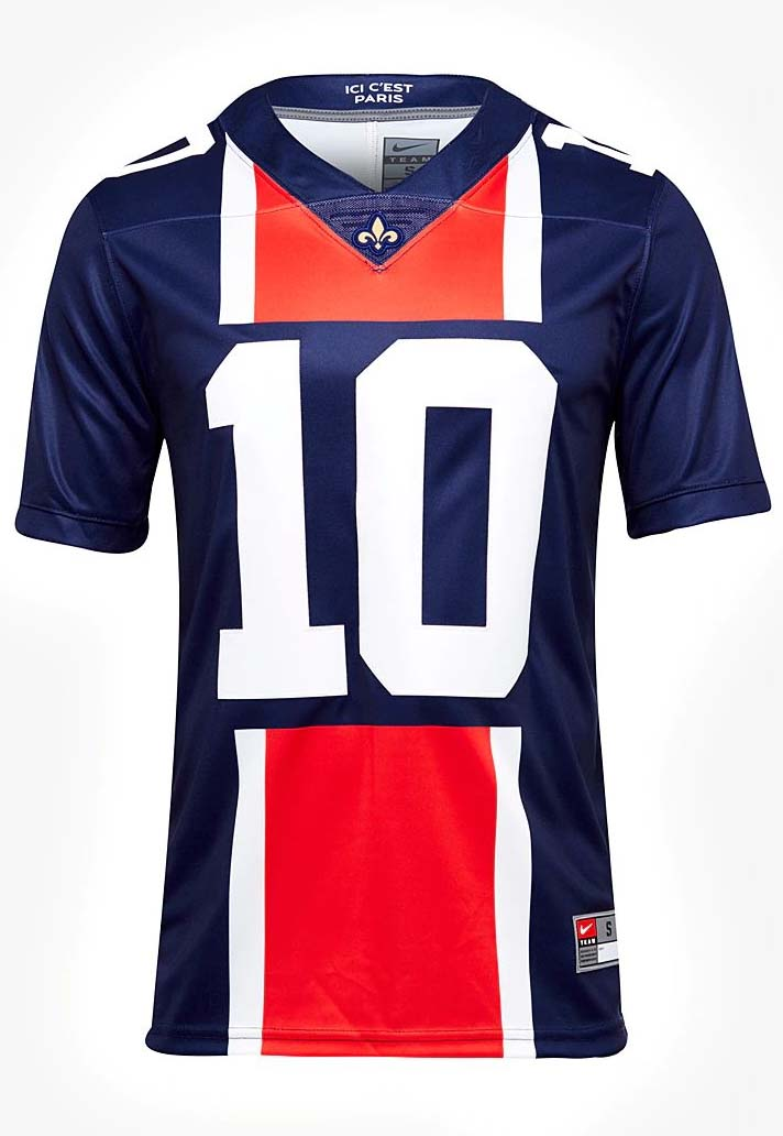 Nike Launch NFL Jerseys For PSG   Barcelona - SoccerBible 255440730