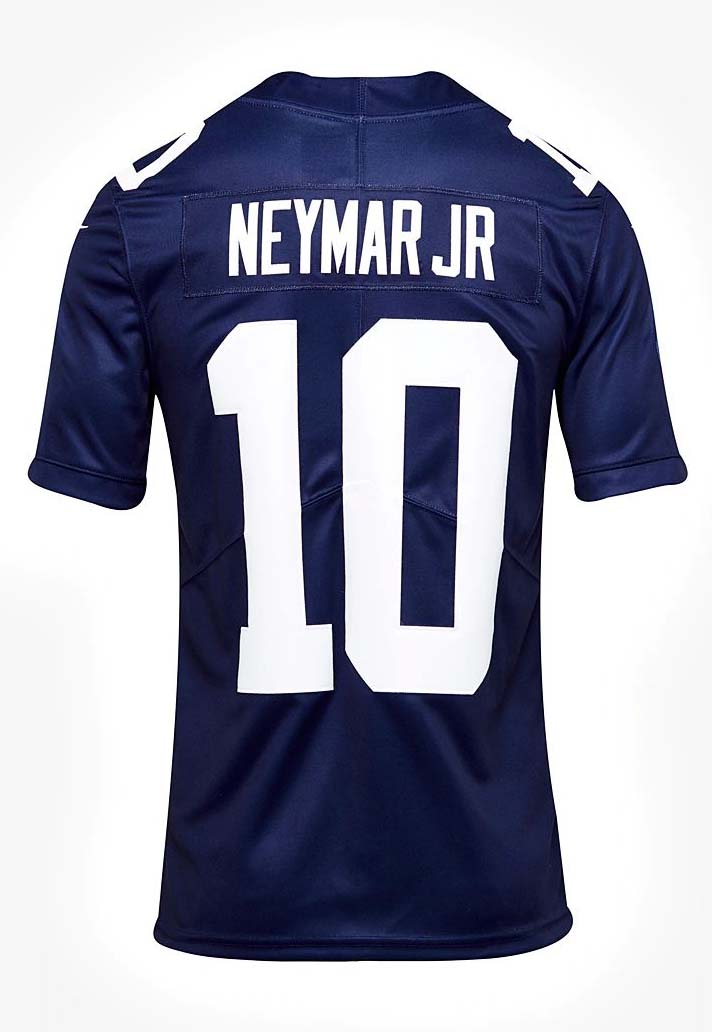 half off f7215 9ab9f Nike Launch NFL Jerseys For PSG & Barcelona - SoccerBible