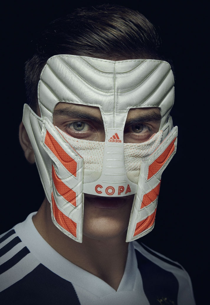 a551451dbe4a adidas Launch Paulo Dybala  Behind The Mask  Documentary - SoccerBible