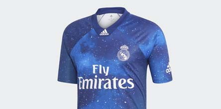 reputable site 74045 37000 adidas Launch Limited Edition EA Sports Fourth Shirts ...