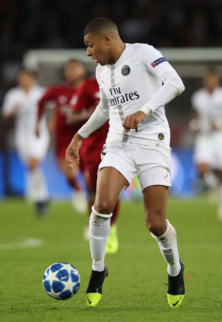 huge discount 629be 9978b Mbappé Debuts Nike Mercurial Superfly GS 360 - SoccerBible