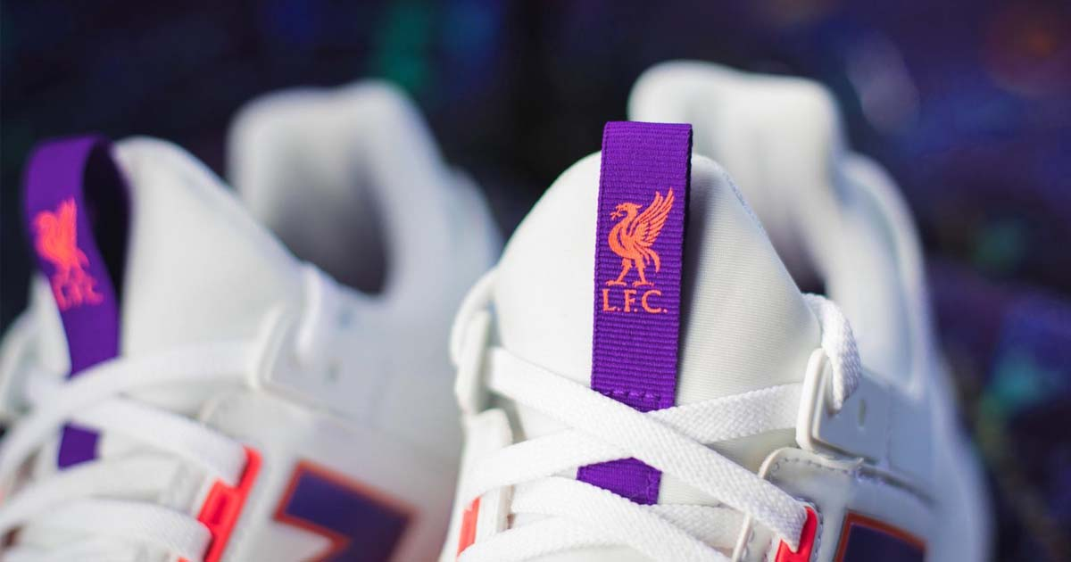New Balance Drop Special Edition LFC 247 Sneakers - SoccerBible