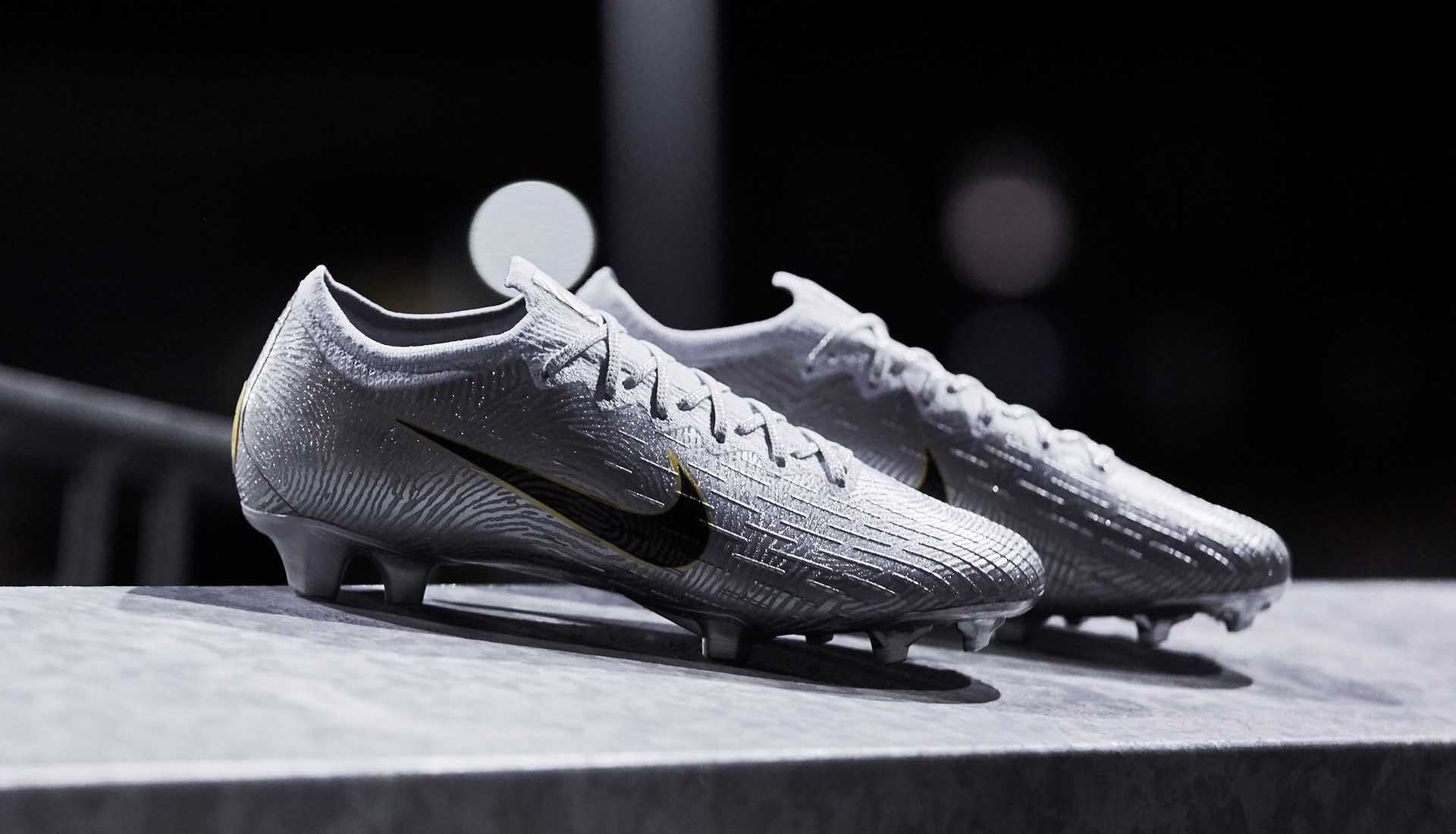 cdff9c1b4 Nike Launch Two Limited Edition 'Golden Touch' Mercurials - SoccerBible.