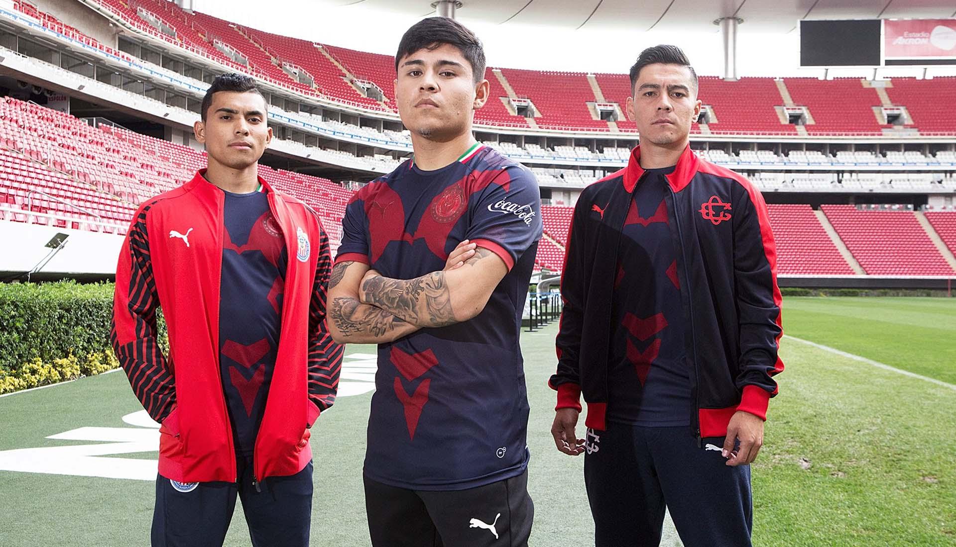 finest selection 39275 63ed1 PUMA Reveal Chivas 18/19 Third Shirt - SoccerBible