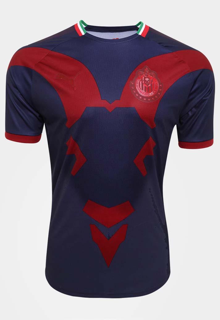 finest selection 4e05c 7869b PUMA Reveal Chivas 18/19 Third Shirt - SoccerBible