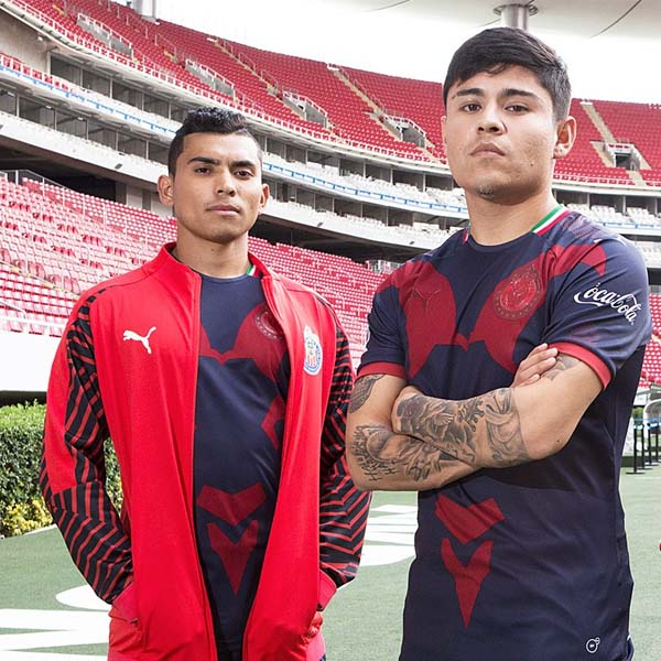 purchase cheap 9293d deca9 PUMA Reveal Special Edition Chivas Jersey For Club World Cup ...