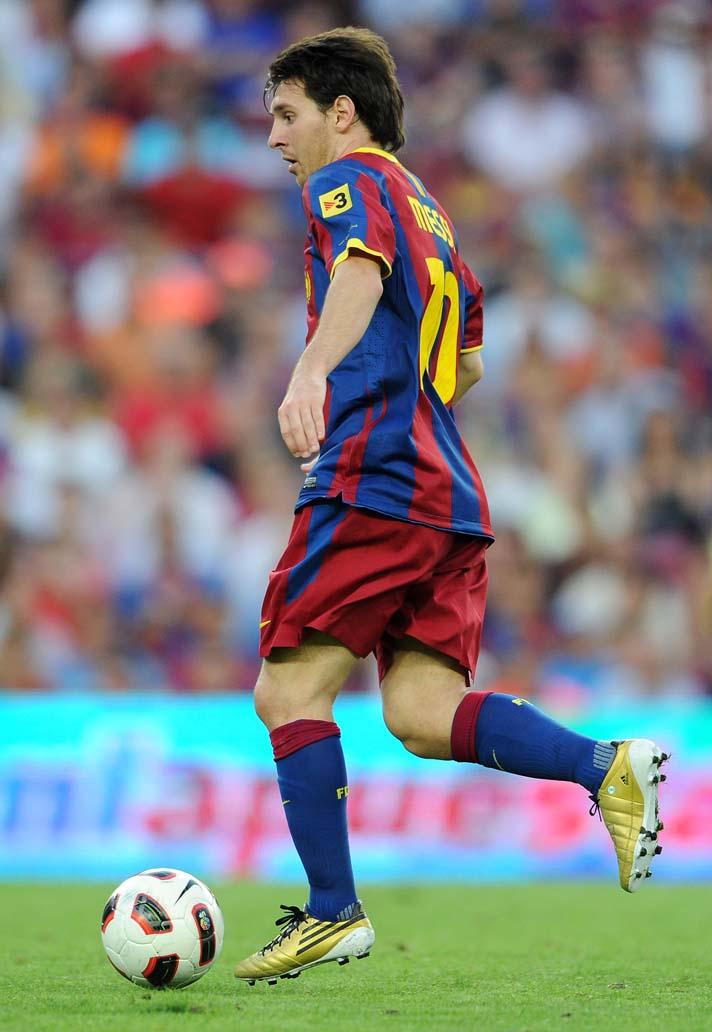 5c95d705642 A Look Back At Messi   Ronaldo s Signature Ballon d Or Boots - SoccerBible.