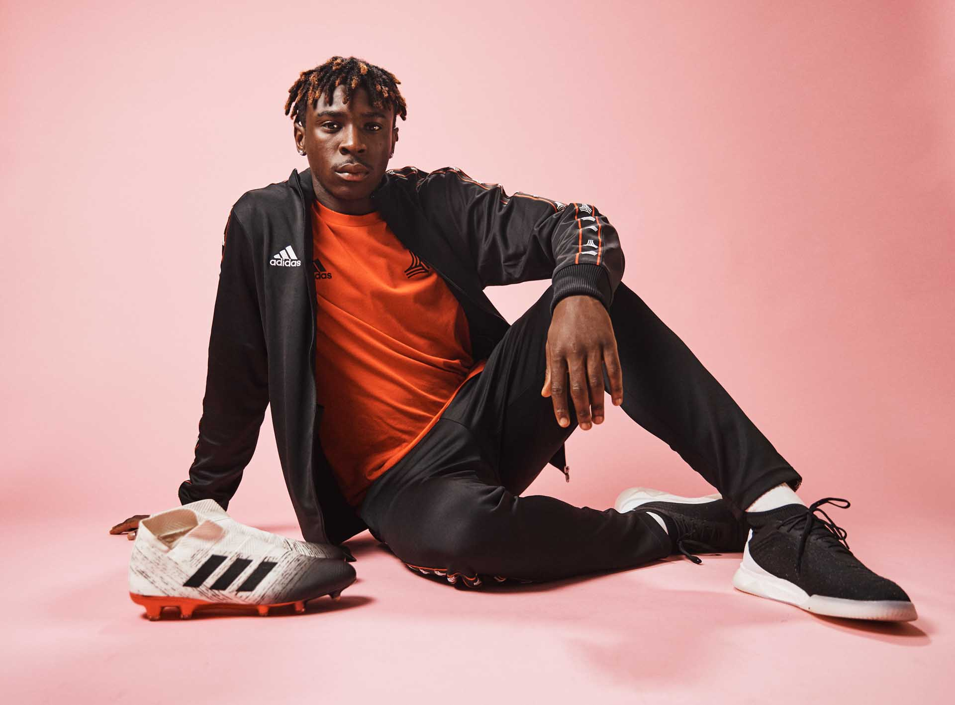 Soccerbible Sessions 1 Moise Kean Soccerbible