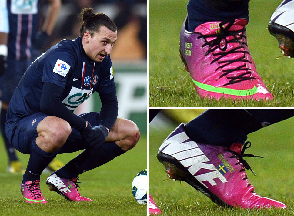 ibrahimovic football boots