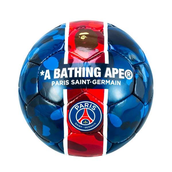 a3f04f482 Paris Saint-Germain & BAPE Preview New Collaboration - SoccerBible