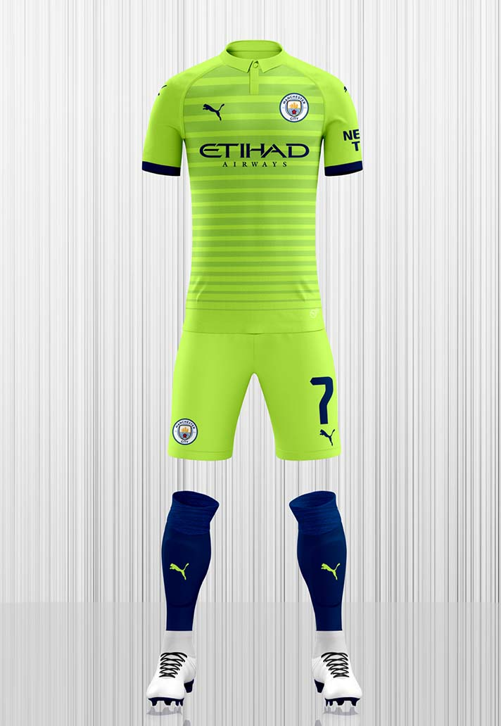 fcafcbb93 The Pick of the PUMA Manchester City Concept Kits - SoccerBible
