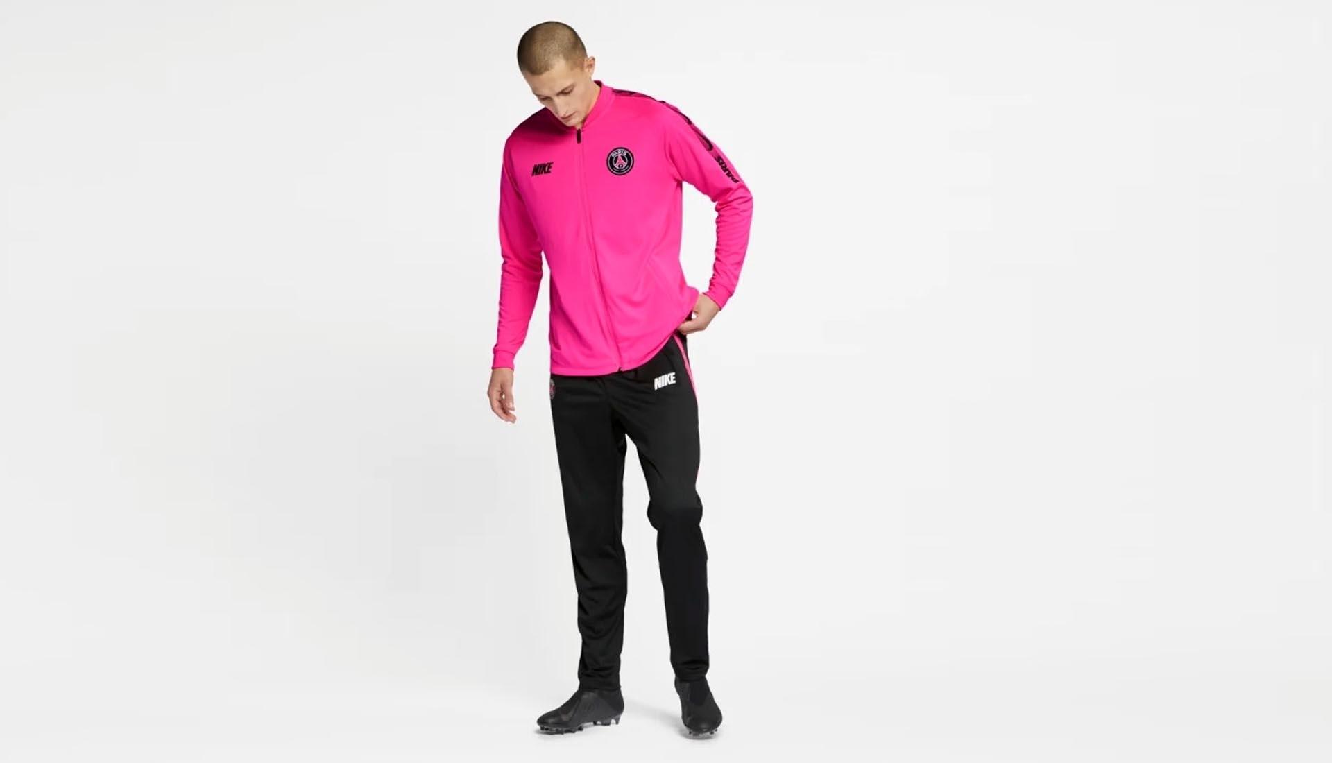 Variedad Ópera editorial  PSG & Nike Drop Pink 2019 Training Collection - SoccerBible
