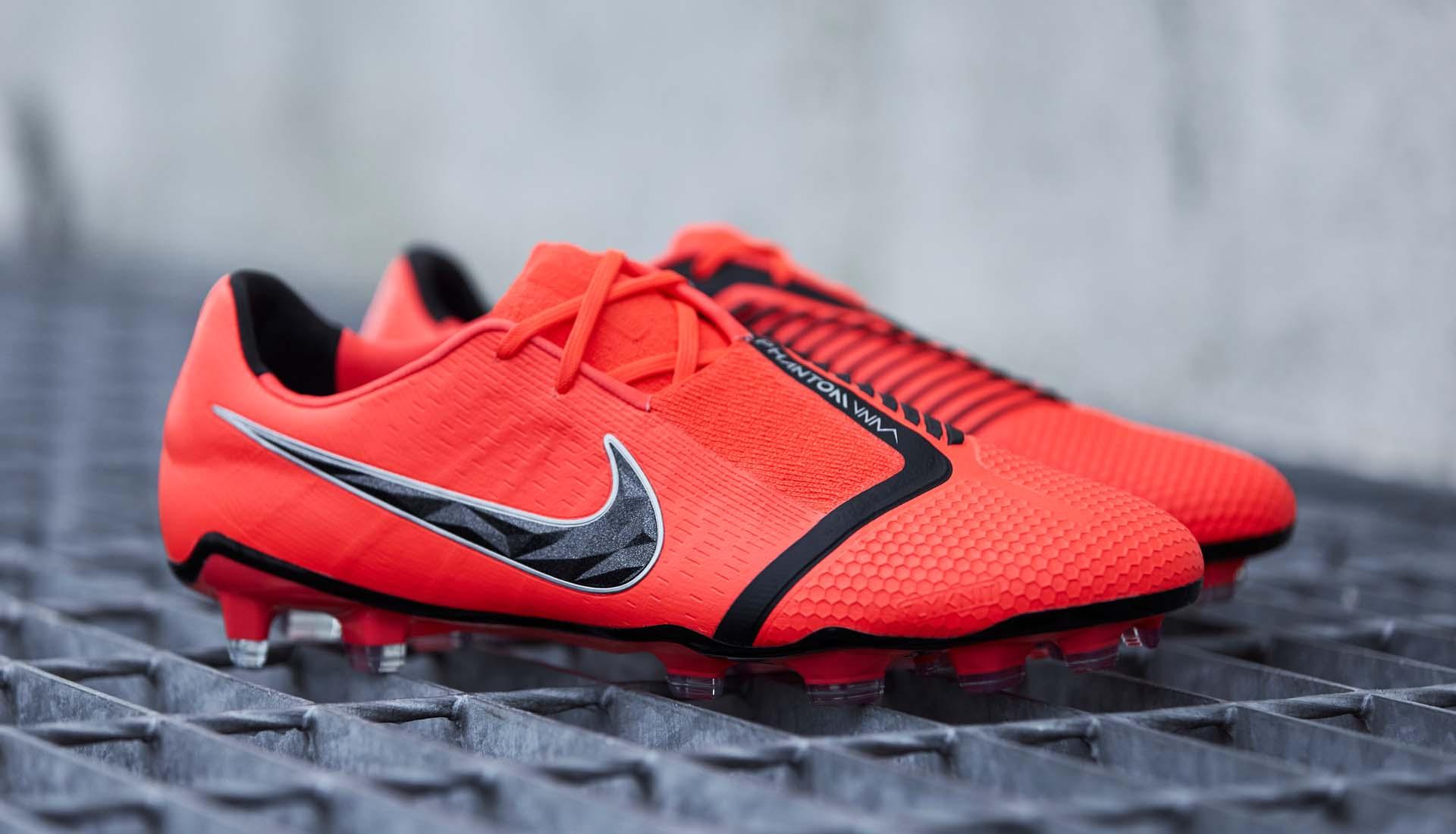 Nike Launch The New PhantomVNM Series - SoccerBible