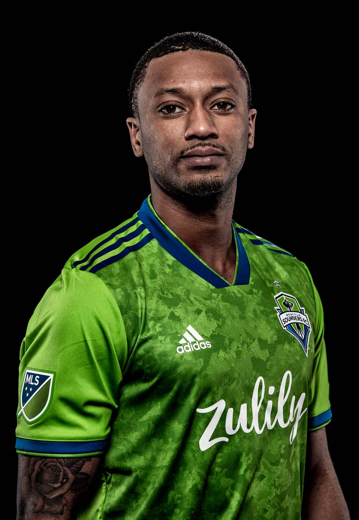 the latest d631b b852d Seattle Sounders Launch 2019 Home Shirt - SoccerBible