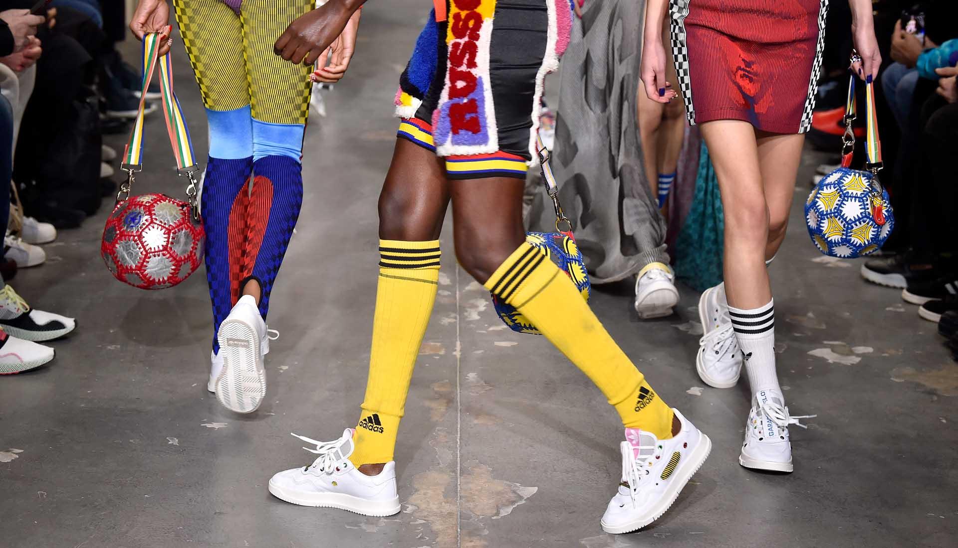 adidas Originals Makerlab Show at Paris Fashion Week - SoccerBible