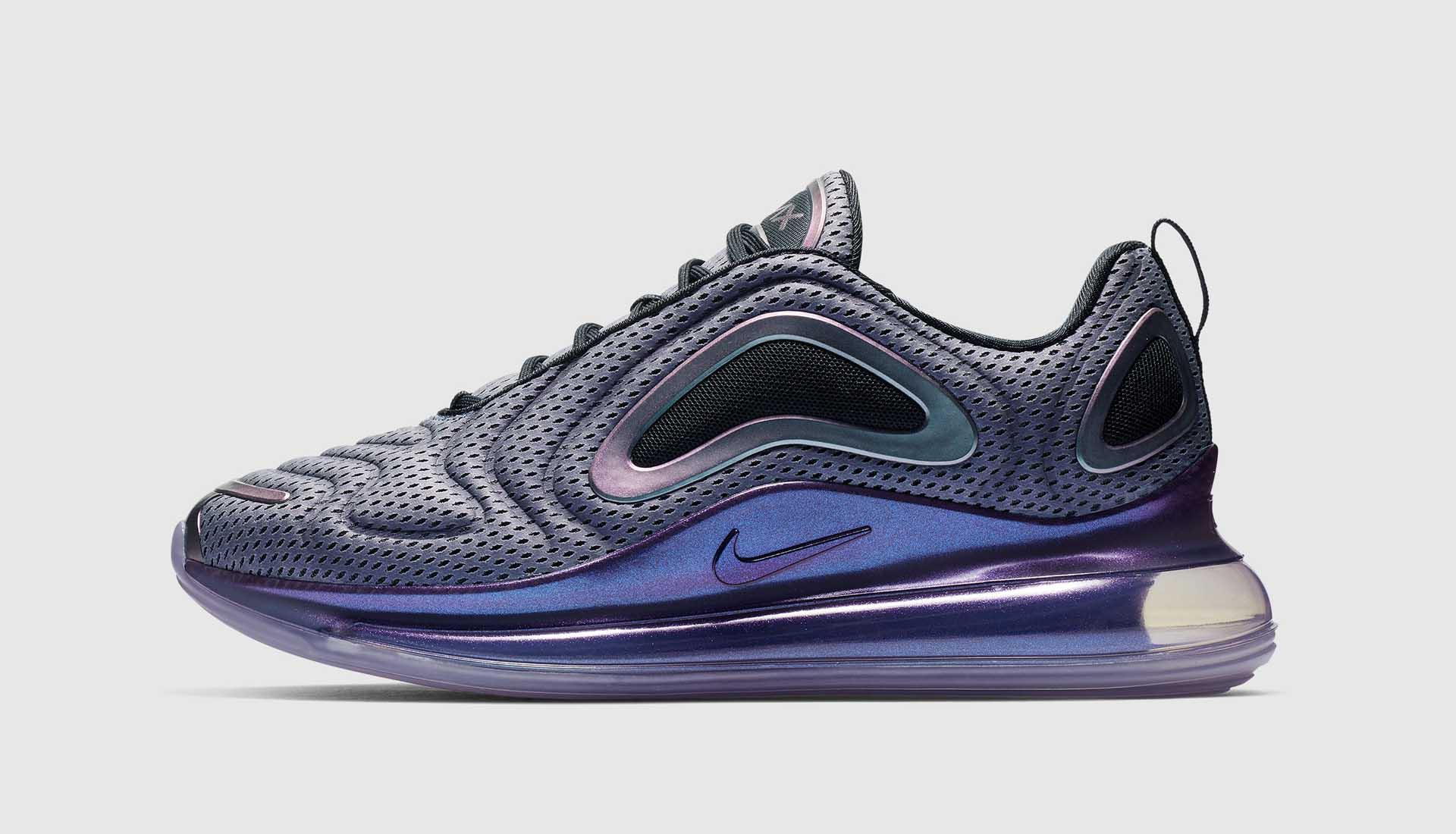 Nike Air Max 720 Nears Drop Date