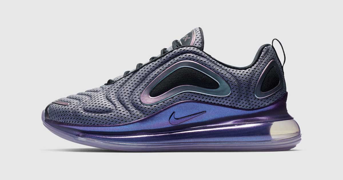 nike air max 720 nears drop date soccerbible. Black Bedroom Furniture Sets. Home Design Ideas