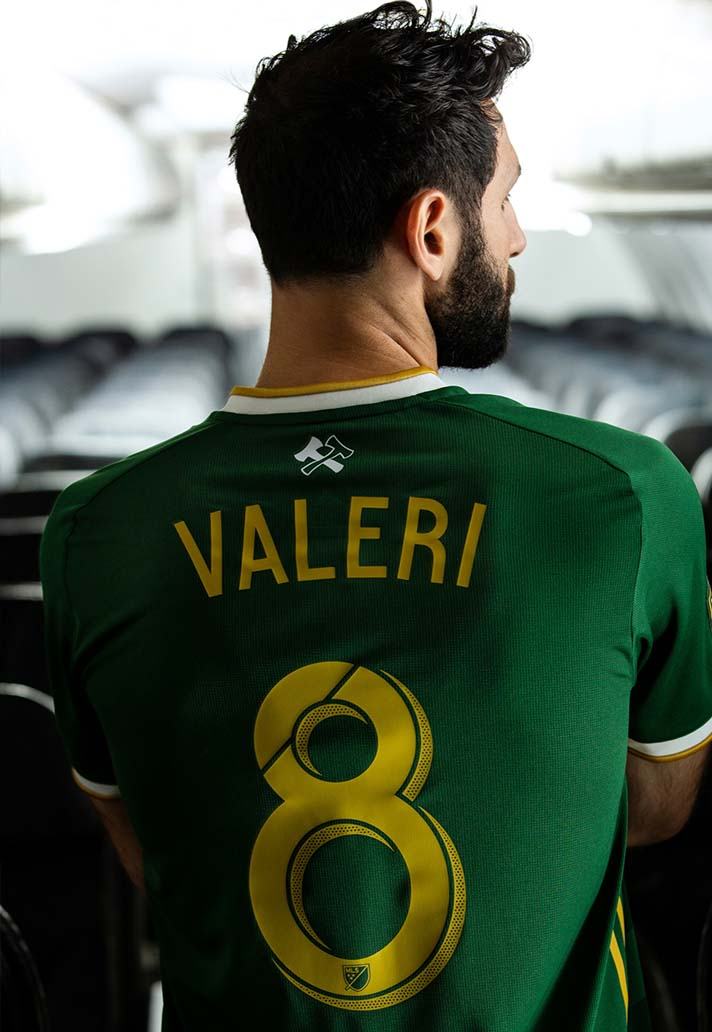 2eaee401371 Timbers 5050 2-min.jpg. Pick up the Portland Timbers 2019 home jersey ...