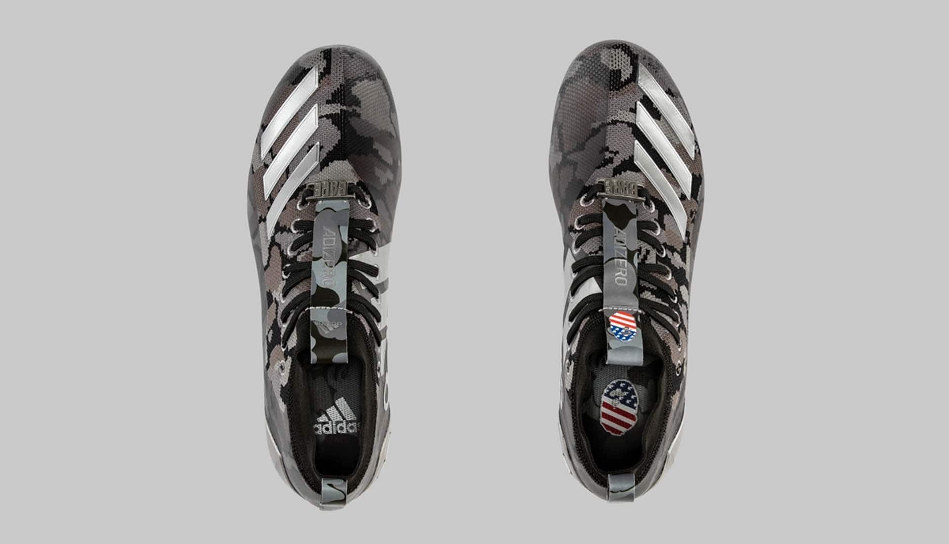 0bb5eb842 adidas launch BAPE Adizero 8.0 - SoccerBible