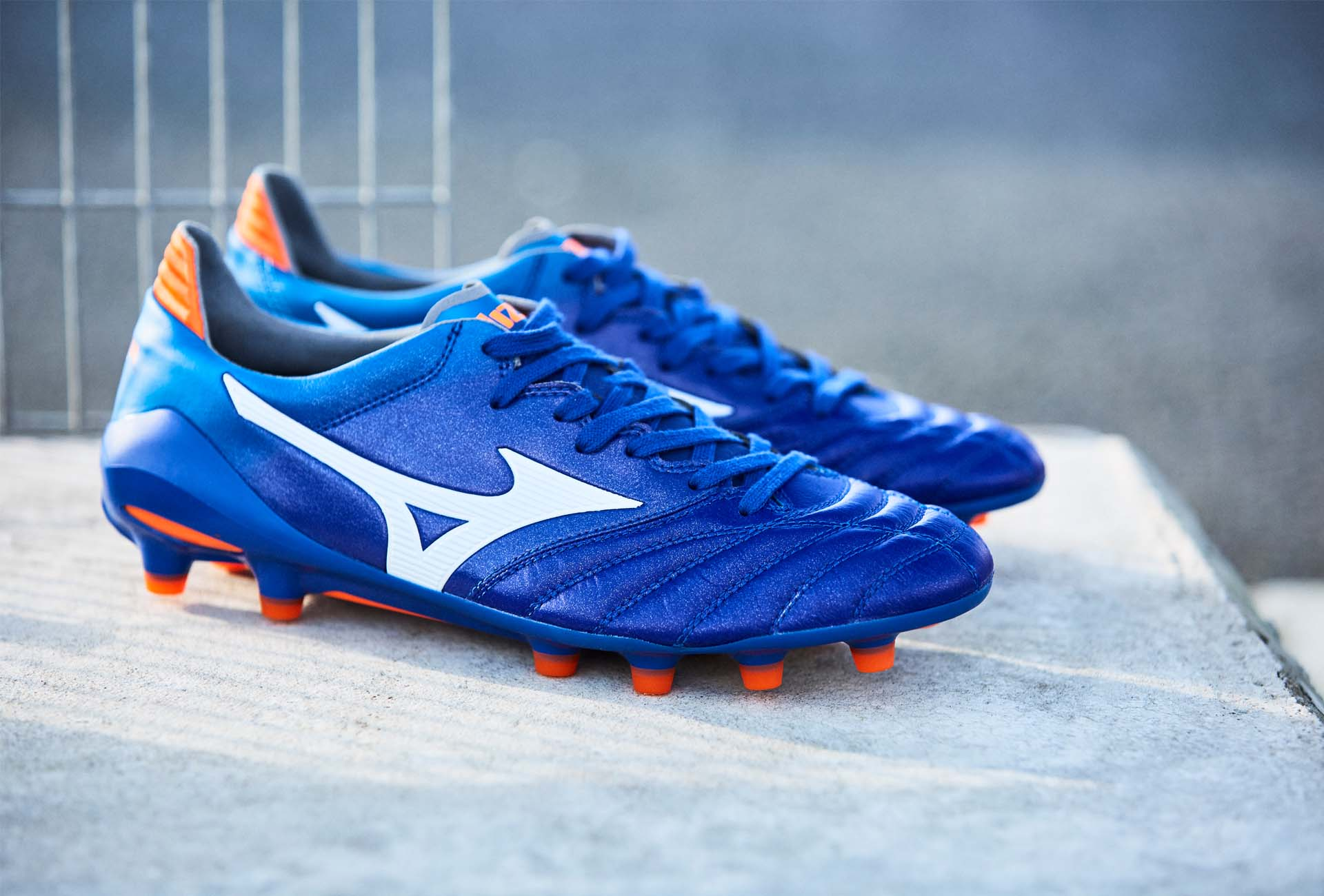 premium selection fb0b1 10ace Mizuno Launch The Morelia Neo II