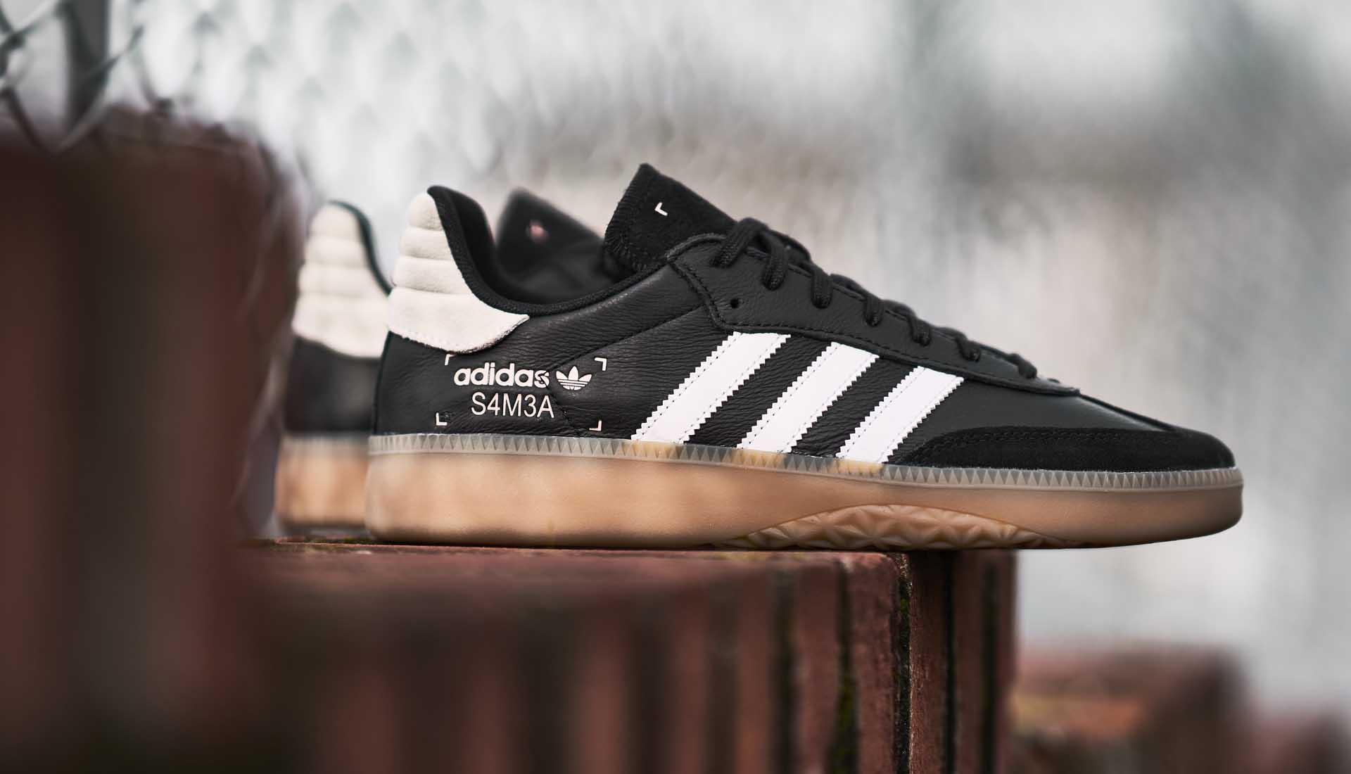 wholesale online wholesale dealer meet Closer Look at the adidas Originals Samba RM Boost - SoccerBible