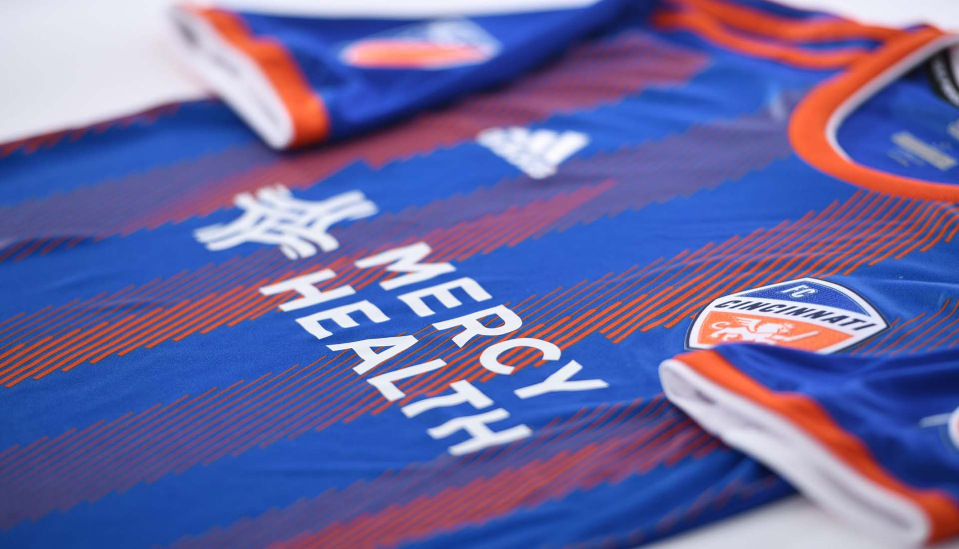 online retailer 4b78a fdf31 adidas Launch FC Cincinnati Primary And Secondary Kits ...