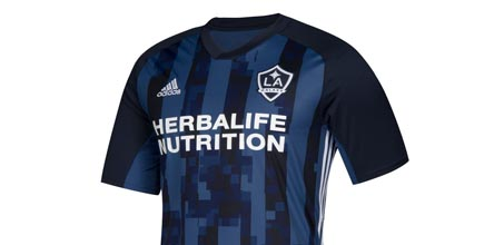 e6991cafd adidas Launch LA Galaxy 2019 Away Jersey - SoccerBible