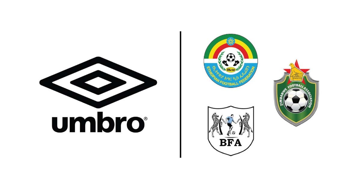 4ed796f348 Umbro Announce Kit Deals With Three African Nations - SoccerBible.