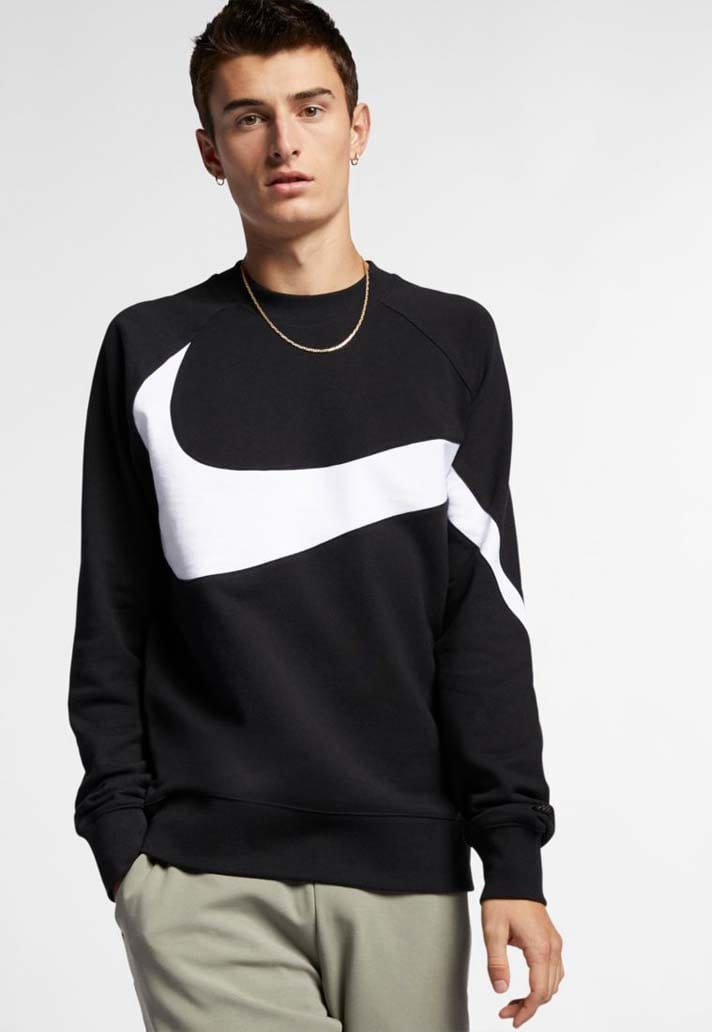 Neymar Shows Off Nike's SS19 'Swoosh' Sportswear Collection