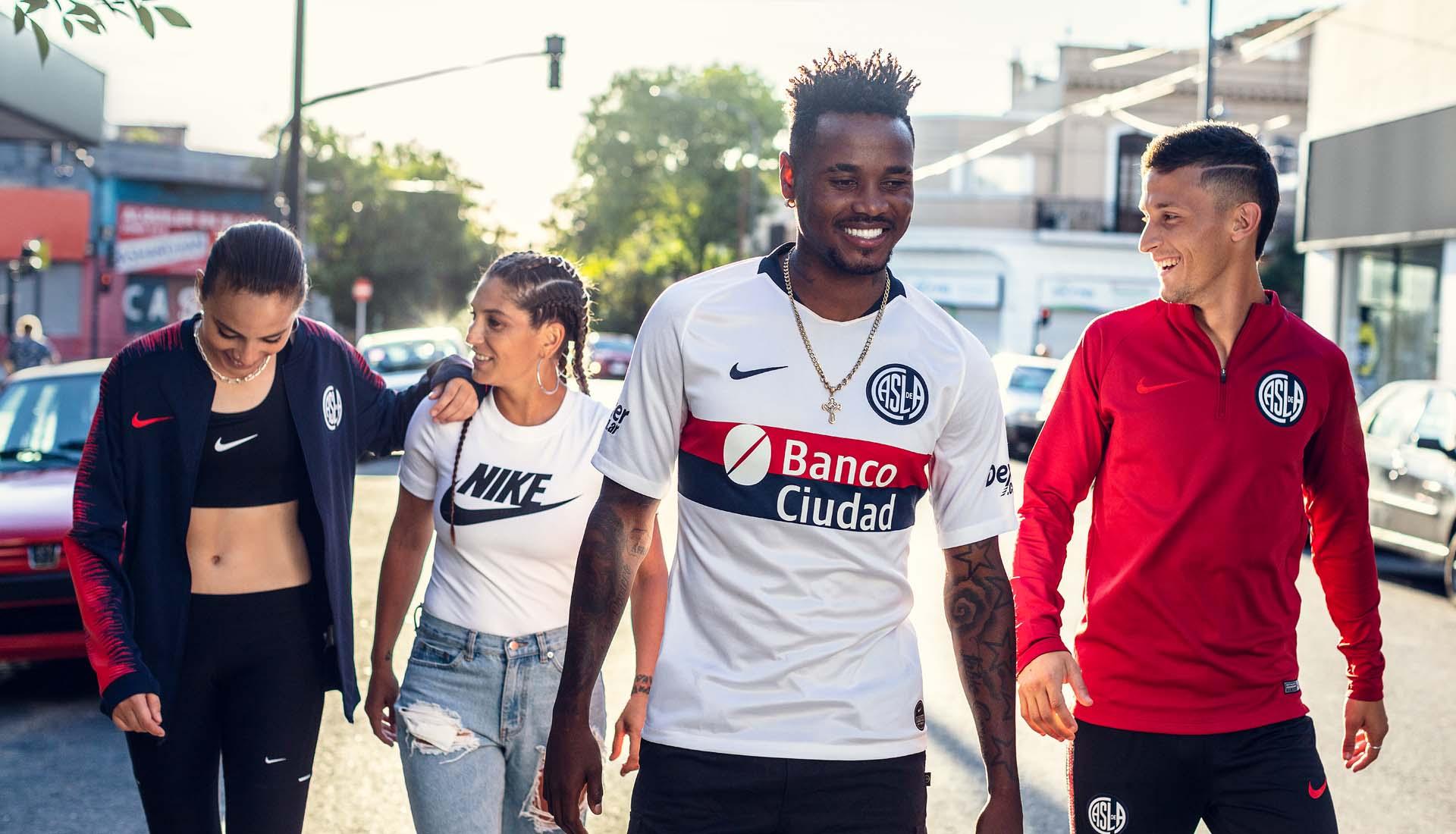 fa5d58a2e Nike Launch San Lorenzo 2019 Away Kit Lookbook - SoccerBible