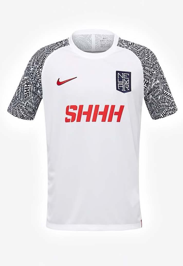 daaec3813f42 Nike Launch Neymar  Silencio  Clothing Range - SoccerBible.