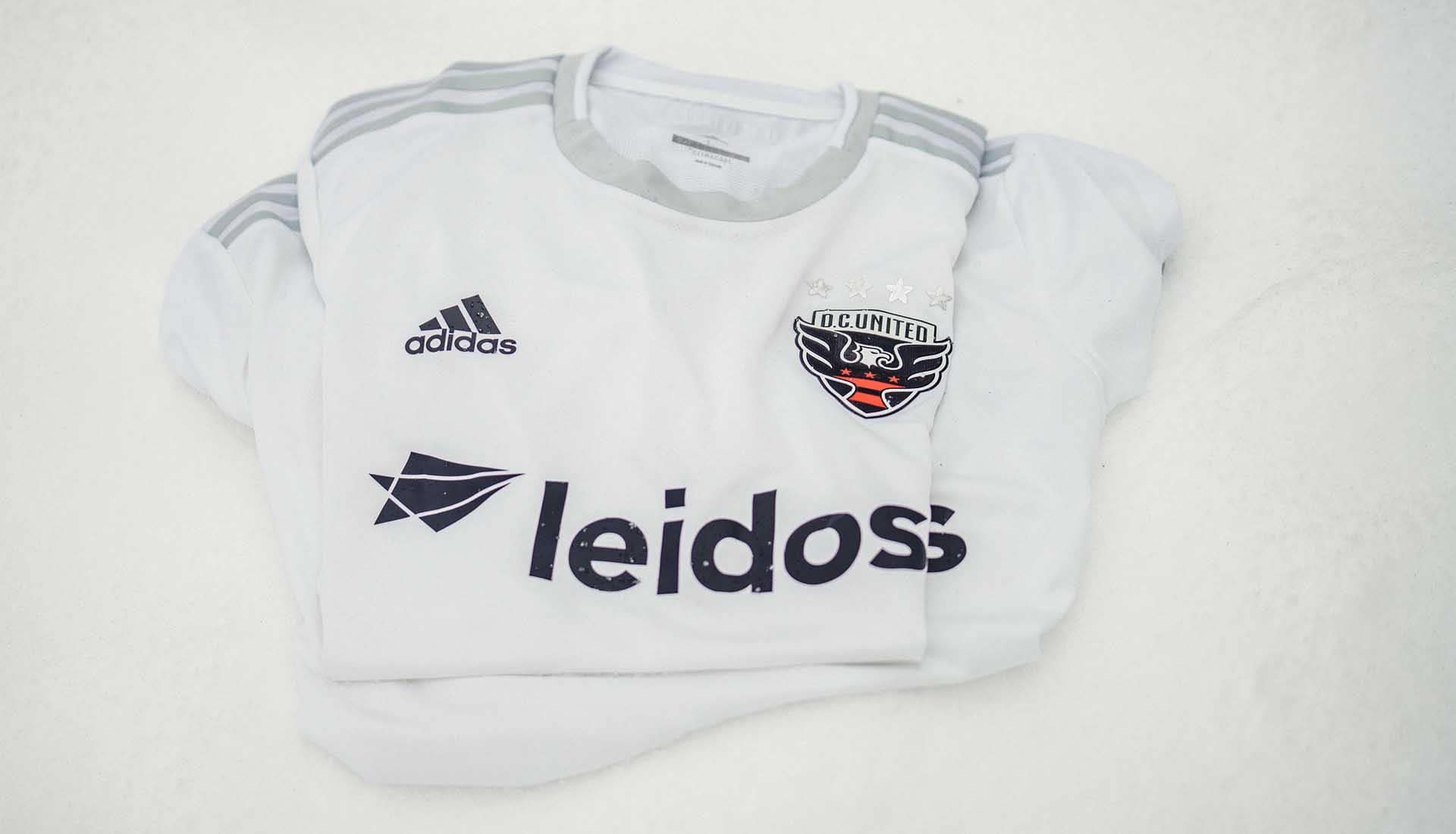 adidas Launch DC United 2019 Secondary Jersey - SoccerBible 4ca135f95