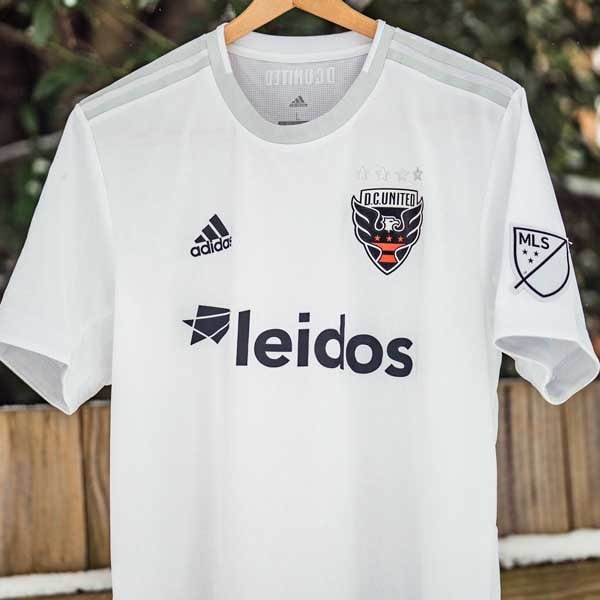 adidas Launch DC United 2019 Secondary Jersey a66e37af2