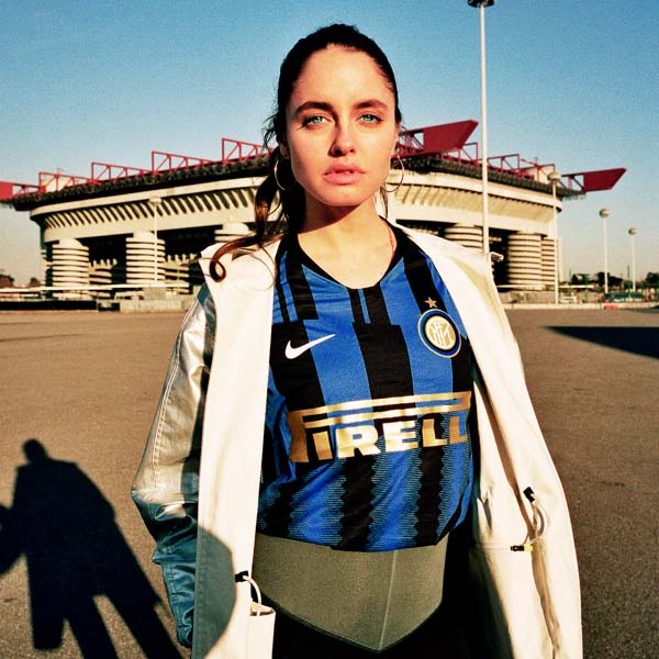 e89356322 Inter Milan   Nike Launch 20th Year Anniversary Jersey