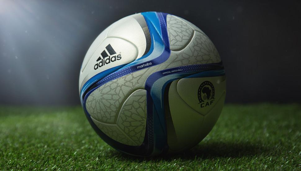 99f0f515ab adidas Marhaba | AFCoN 15 Match Ball - SoccerBible
