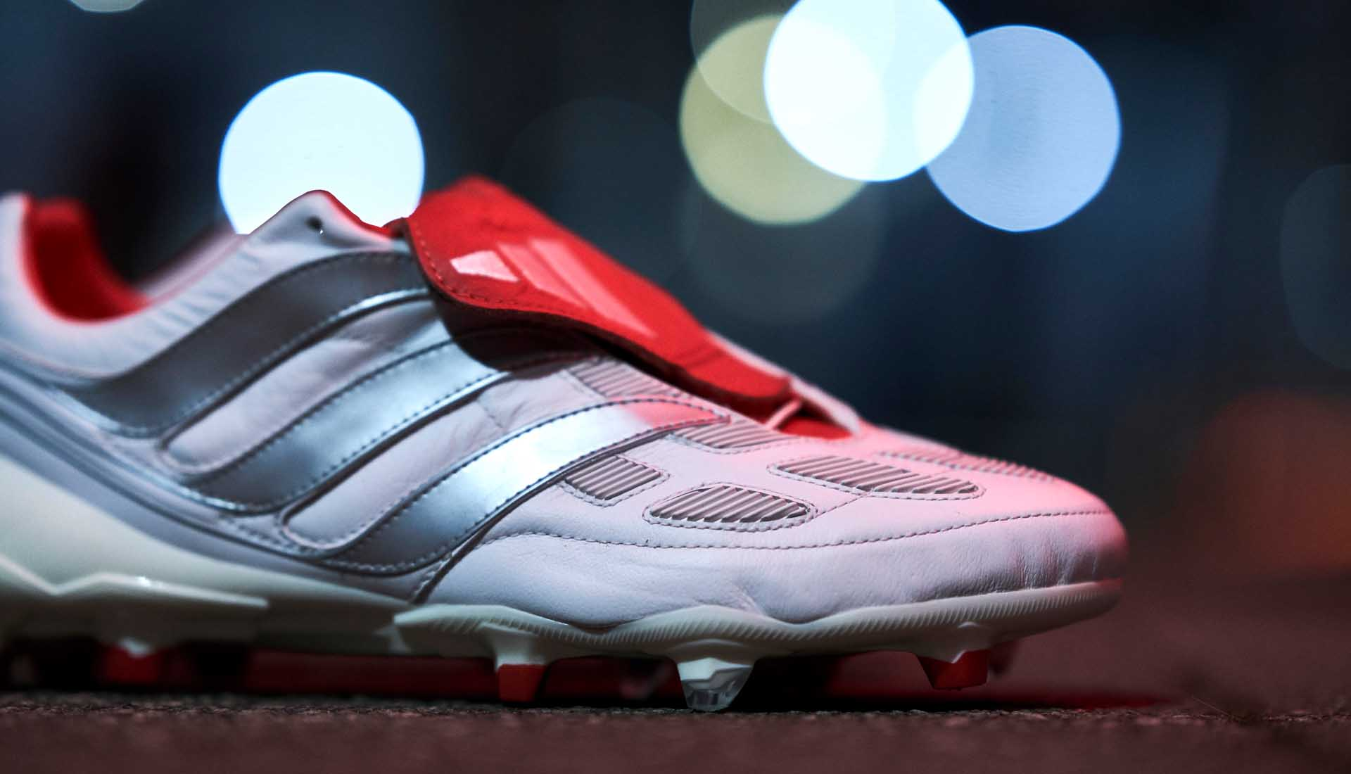 first rate website for discount in stock Closer Look at the adidas '25 Years of Predator' Beckham ...